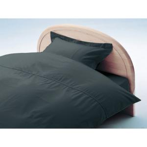 アーミッシュカラーベッド用BOXシーツ シングル チャコールグレー 100cm×200cm×27cm