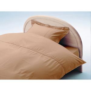 アーミッシュカラーベッド用BOXシーツ セミダブル ベージュ 120cm×200cm×27cm