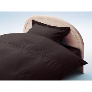 アーミッシュカラーベッド用BOXシーツ セミダブル セピア 120cm×200cm×27cm