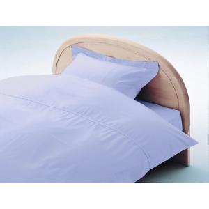 アーミッシュカラーベッド用BOXシーツ セミダブル スノーバイオレット 120cm×200cm×27cm