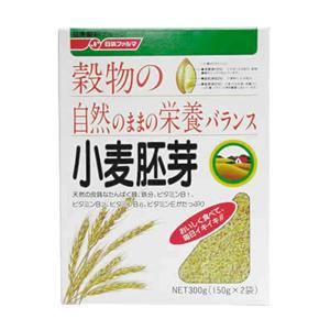 日清ファルマ 小麦胚芽 150g*2袋