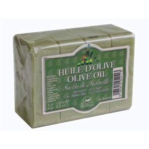 マルセイユ石鹸(オーセンティック) オリーブ 100g*4