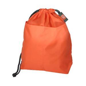 プロト・ワン 消臭ランドリーバッグS(オレンジ)