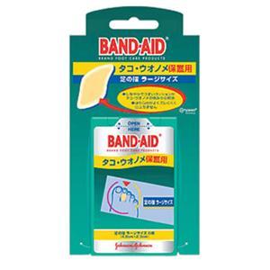 バンドエイド タコウオノメ保護用 足の指用L