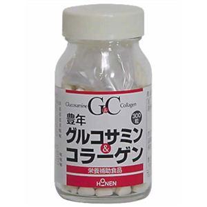 豊年 グルコサミン&コラーゲン 300粒