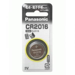 パナソニックリチウム電池 CR2016 P