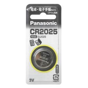 パナソニックリチウム電池 CR2025 P