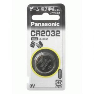 パナソニックリチウム電池 CR2032 P