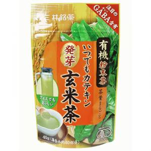 茶葉まるごと いつでもカテキン 発芽玄米茶 40g