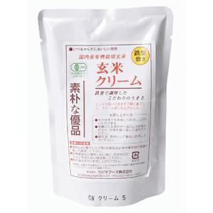 コジマフーズ 玄米クリーム 200g