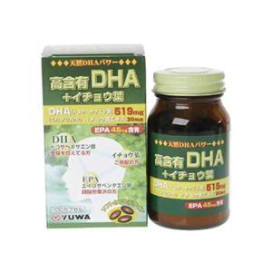 ユーワ 高含有DHA+イチョウ葉 100カプセル