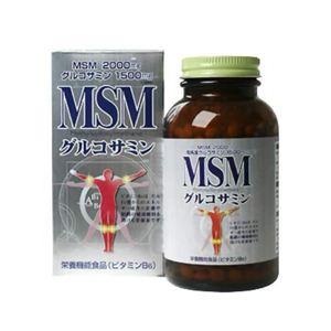 オリヒロ MSMグルコサミン 540粒