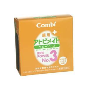 コンビ アトピメイト薬用ベビーソープ 80g