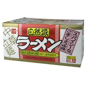 健康フーズ 醤油ラーメン 87g*10袋