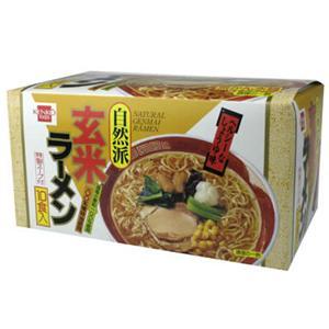健康フーズ 玄米ラーメン 87g*10袋