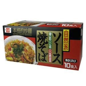 健康フーズ ソース焼きそば 100g*10袋