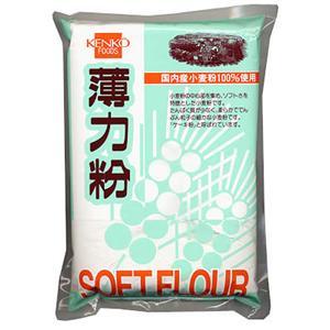 健康フーズ 薄力粉(国産小麦粉100%使用) 700g