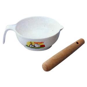 スヌーピー すり鉢セット