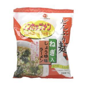 ムソー どんぶり麺 しょうゆ味ラーメン 78g