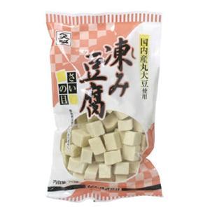 ムソー 凍み豆腐 さいの目(国内産丸大豆使用) 70g