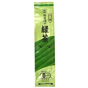 ムソー 有機 鈴鹿峠の緑茶 100g