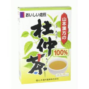 山本漢方の100%杜仲茶 3g*20袋