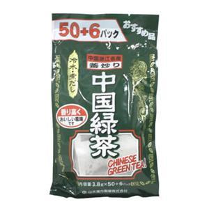 お徳用中国緑茶(袋入)3.8g*56包