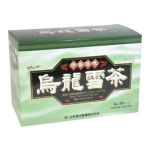 烏龍雪茶 5g*20包