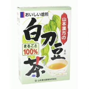 山本漢方の100%なたまめ茶 6g*12袋