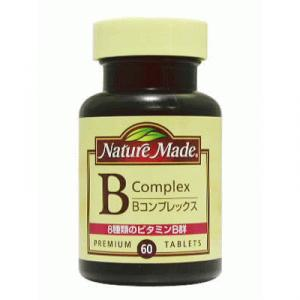 ネイチャーメイド Bコンプレックス(葉酸200μg配合)