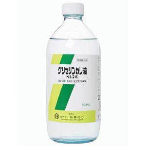 グリセリンカリ液 ベルツ水 500ml