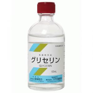 グリセリン 外用皮膚軟化剤 100ml