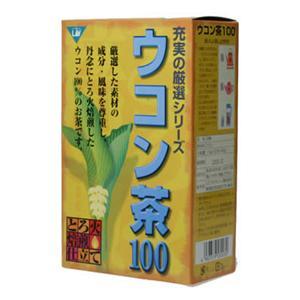 充実の厳選シリーズ ウコン茶100 1.5g*30包