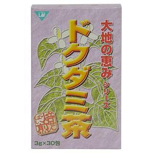 大地の恵み ドクダミ茶
