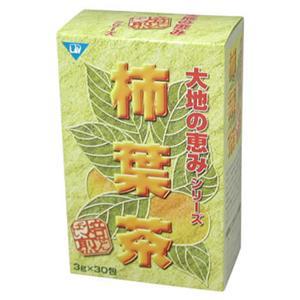 大地の恵み 柿葉茶