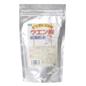 クエン酸 結晶粉末 300g