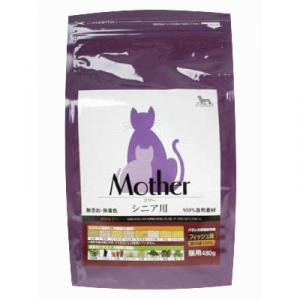 マザー(Mother) シニア猫用 480g