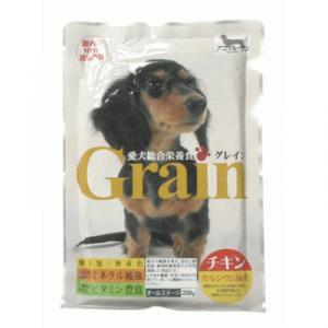 グレイン(Grain) チキン 200g